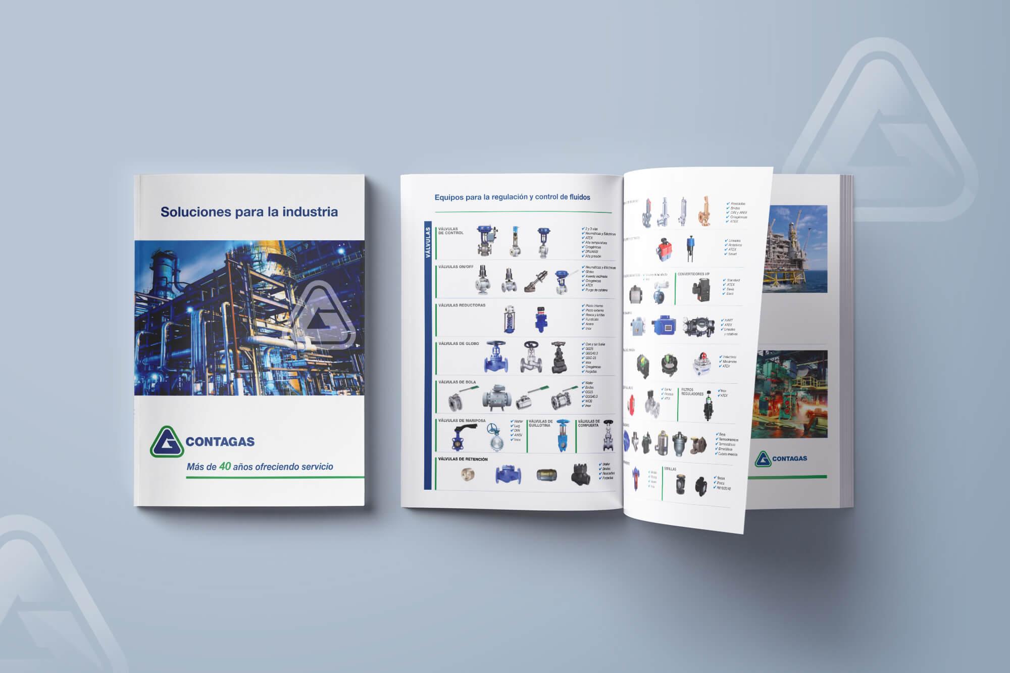 Nuevo catálogo Industria