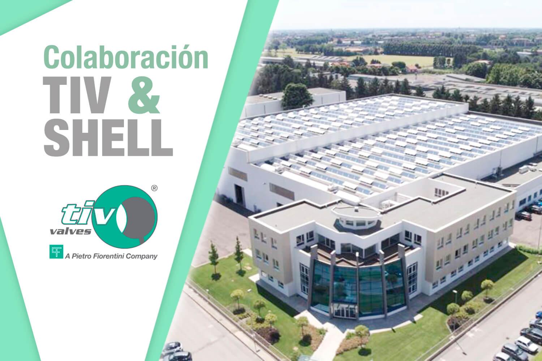 Colaboración Tiv Valves - Shell