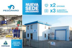 nova sede Pegoraro