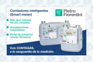 Noticia Smart meter Fiorentini