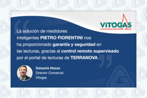 Noticia Smart meter Vitogas