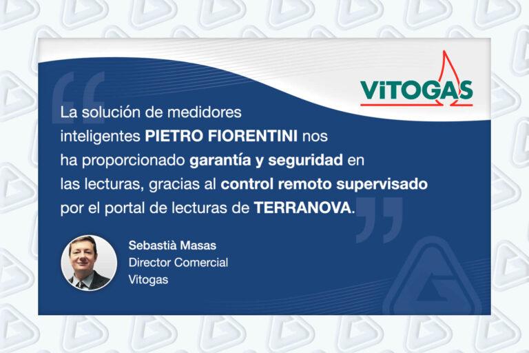 Noticia Smart meter Vitogas